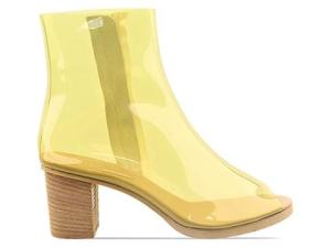 MM6-Maison-Martin-Margiela-shoes-Transparent-Boot-(Yellow)-010604