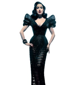 3Dprinted-dress-for-Dita-Von-Teese-1