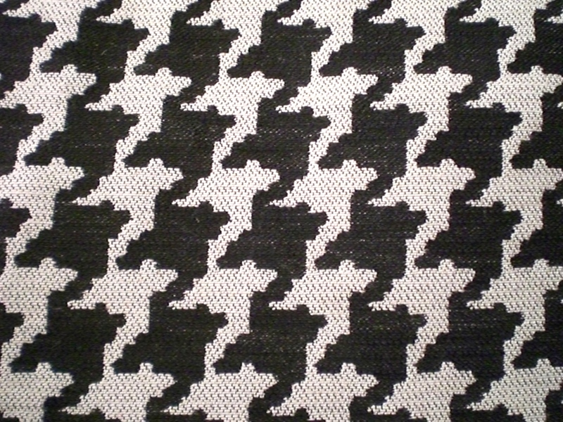 Houndstooth Cloth Design