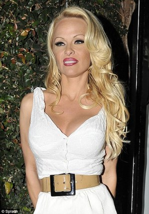 Pamela-Anderson-appears-to-have-overdone-her-lipstick-at-a-gallery-opening-for-Terry-Richardson-in-West-Hollywood